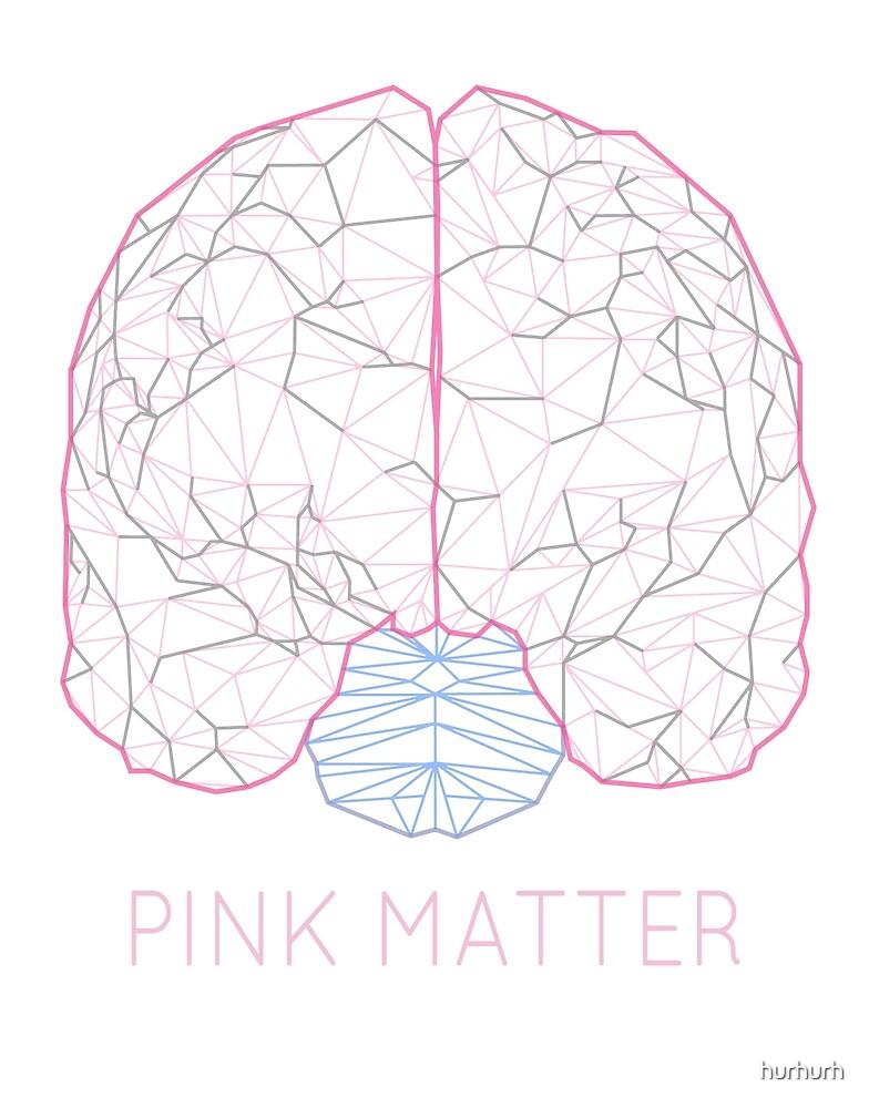 Pink Matter by hurhurh