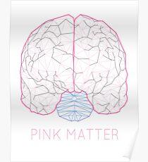 Rosa Sache Poster