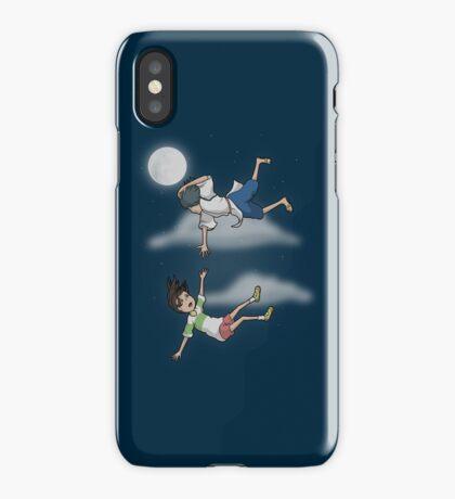 Falling iPhone Case/Skin