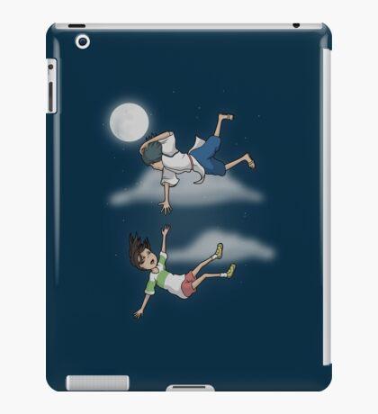 Falling iPad Case/Skin