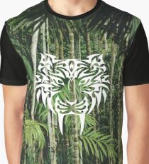 Tiger Forest Graphic T-Shirt