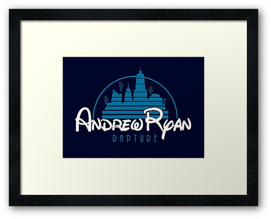 Andrew Ryan by Adho1982