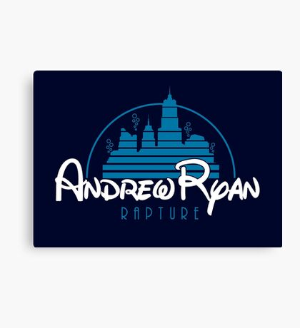 Andrew Ryan Canvas Print