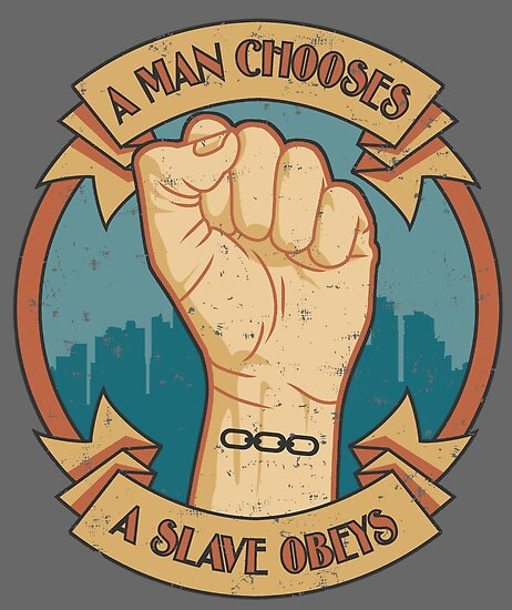 A Slave Obeys by Adho1982