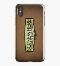 Somewhere Beyond The Sea iPhone Case