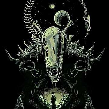 Alien by Solublezebra
