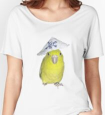 The Dread Parrot Pirate! Women's Relaxed Fit T-Shirt