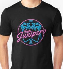 Sanjunipero Unisex T-Shirt