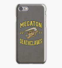 Megaton Deathclaws iPhone Case/Skin