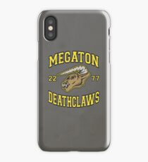 Megaton Deathclaws iPhone Case/Skin