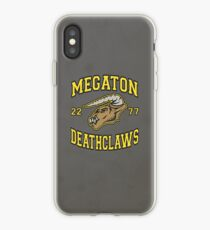 Megaton Deathclaws iPhone Case
