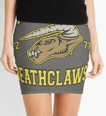 Megaton Deathclaws Mini Skirt