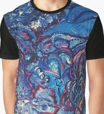 Face Amongst Chaos  Graphic T-Shirt