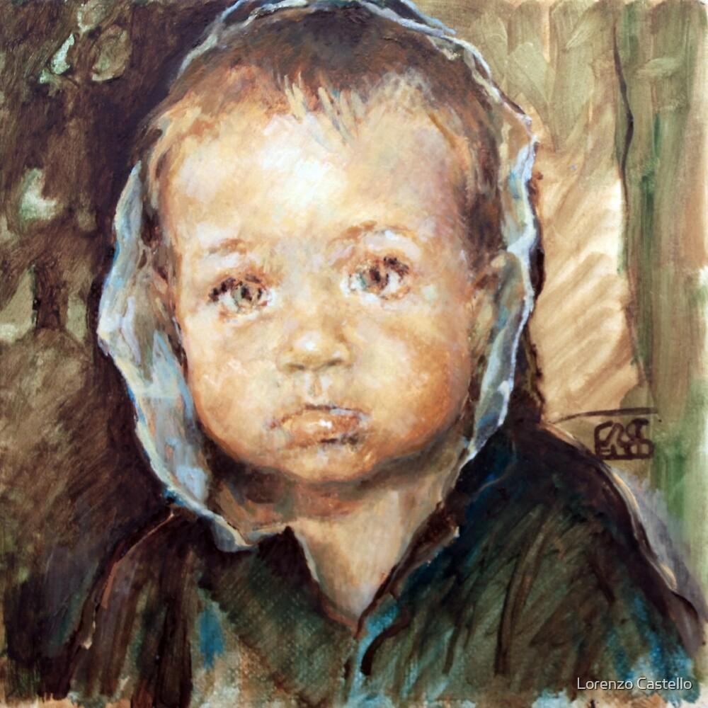 My baby by Lorenzo Castello