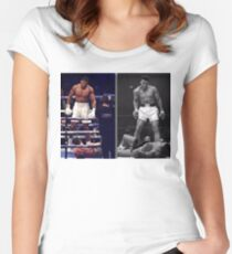 Joshua & Ali Stand Tall Women's Fitted Scoop T-Shirt