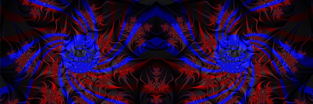 Visual Psychedelia Series 11 by Elvis Gunn