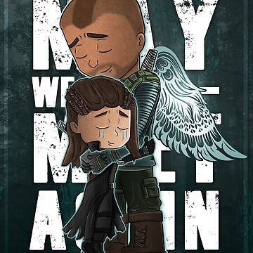 MAY WE MEET AGAIN by SRRgraphics