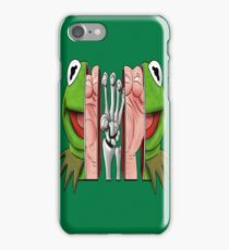 Inside The Frog fun iPhone Case/Skin