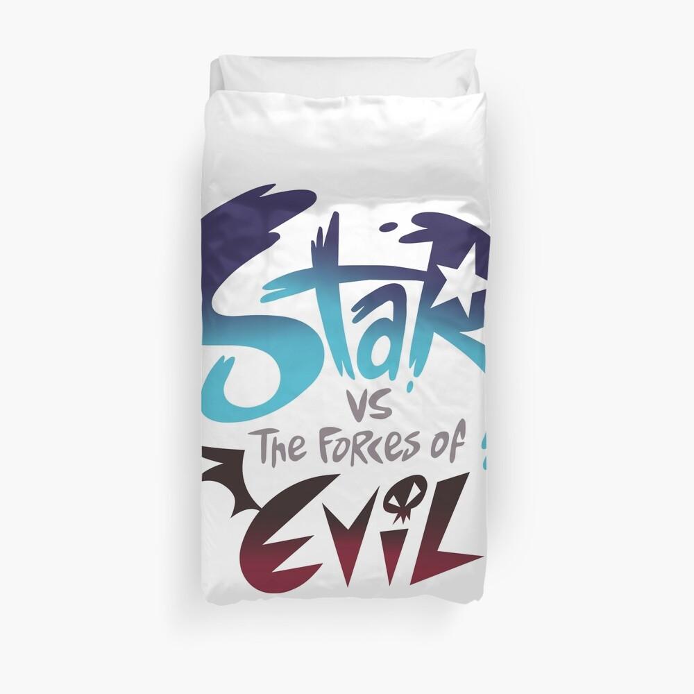 estrella contra las fuerzas del mal Funda nórdica