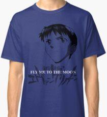 Shinji Ikari Classic T-Shirt