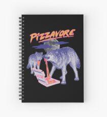 Pizzavore Spiral Notebook