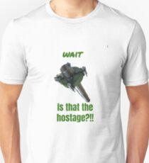 when you fuze the hostage room T-Shirt