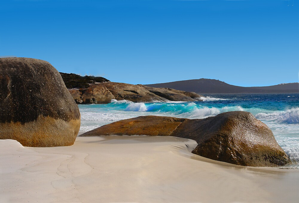 Little Beach,near Albany,Western Australia.6868 views by georgieboy98