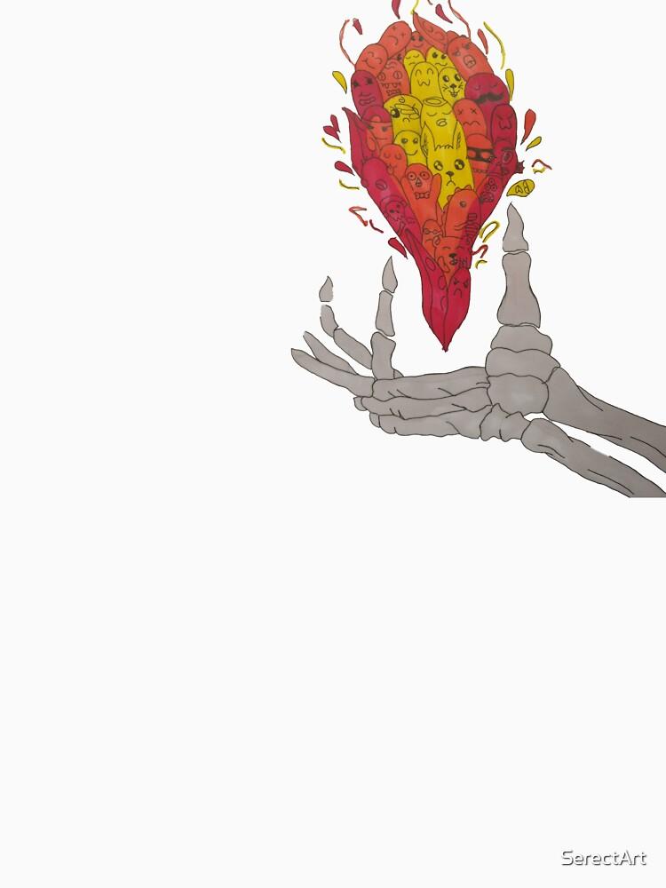 Blazin Bones  by SerectArt