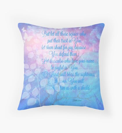 Happy May Day Throw Pillow