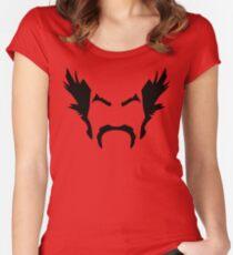 HeiHachi Mishima Tekken Black Women's Fitted Scoop T-Shirt