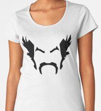 HeiHachi Mishima Tekken Black Women's Premium T-Shirt