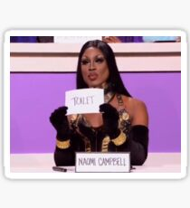 Shea Coulée snatch game Sticker