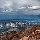 View From Pikes Peak  by John  Kapusta
