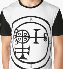 Buer Sigil Graphic T-Shirt