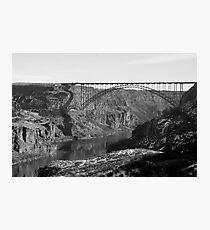 Majestic - The Perrine Bridge Photographic Print