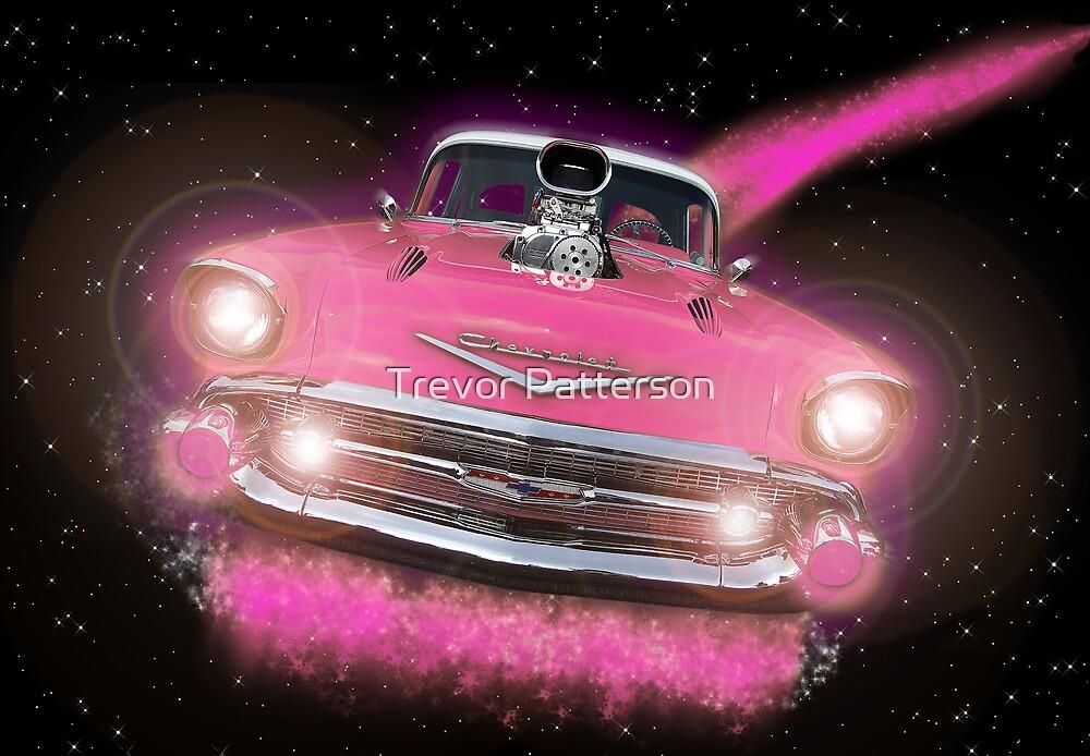 Pink Chevvy by Trevor Patterson