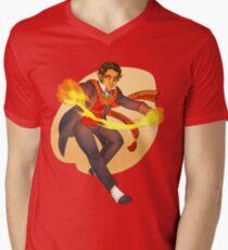 Hamid Saleh Haroun al-Tahan Men's V-Neck T-Shirt