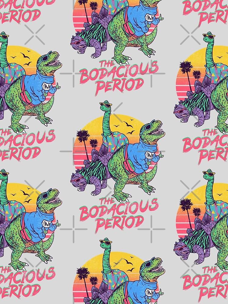 Die Bodacious-Periode von wytrab8