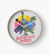 The Bodacious Period Clock