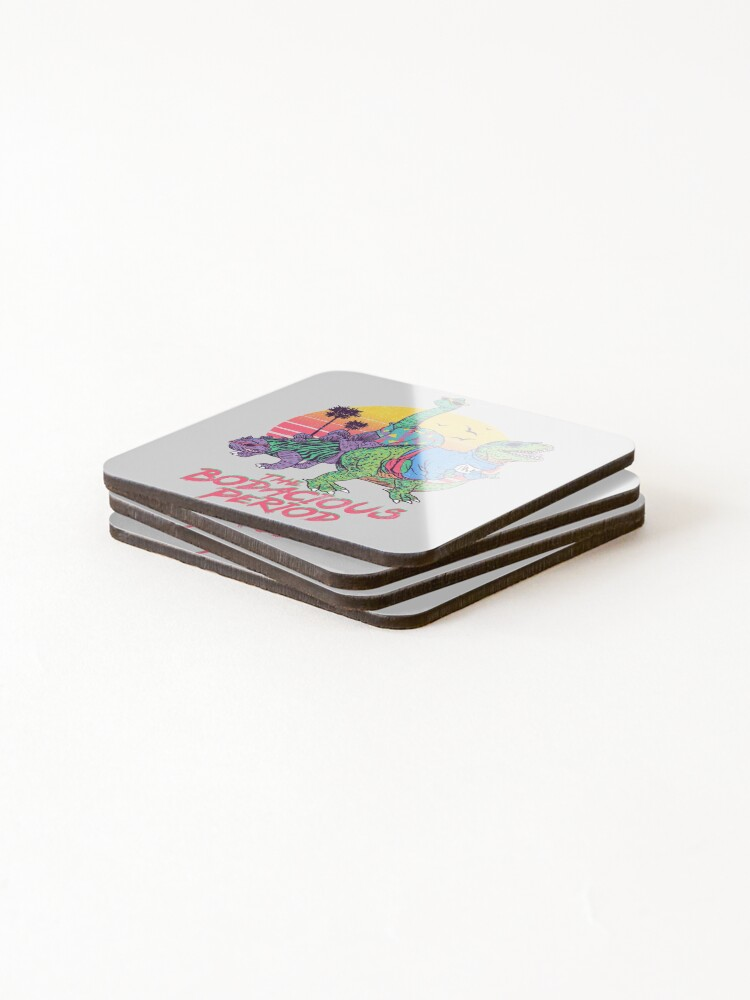 Alternate view of The Bodacious Period Coasters (Set of 4)