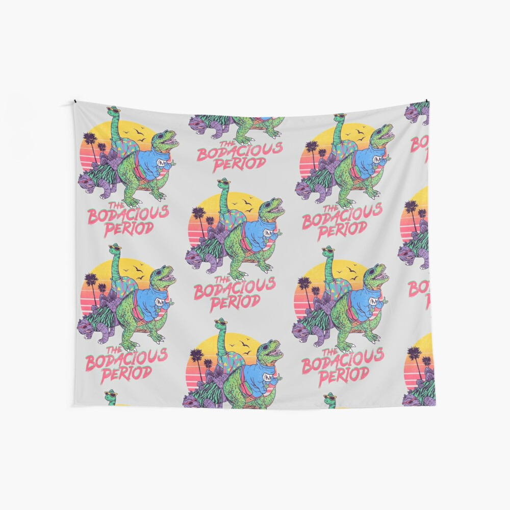 The Bodacious Period Wall Tapestry