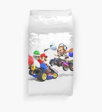 Mario Kart 8 Duvet Cover