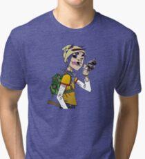 Gorillaz - 2-D Tri-blend T-Shirt