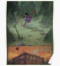 Escapism Poster