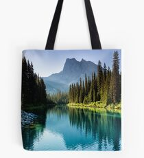 Emerald Sunshine Tote Bag