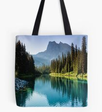 Emerald Sunshine Tote Bag