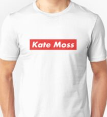 Kate Moss - Supreme Red T-Shirt