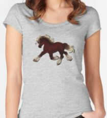 Epona! Women's Fitted Scoop T-Shirt