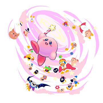 Kirby's Dreamy Adventure by BigOrangeStar