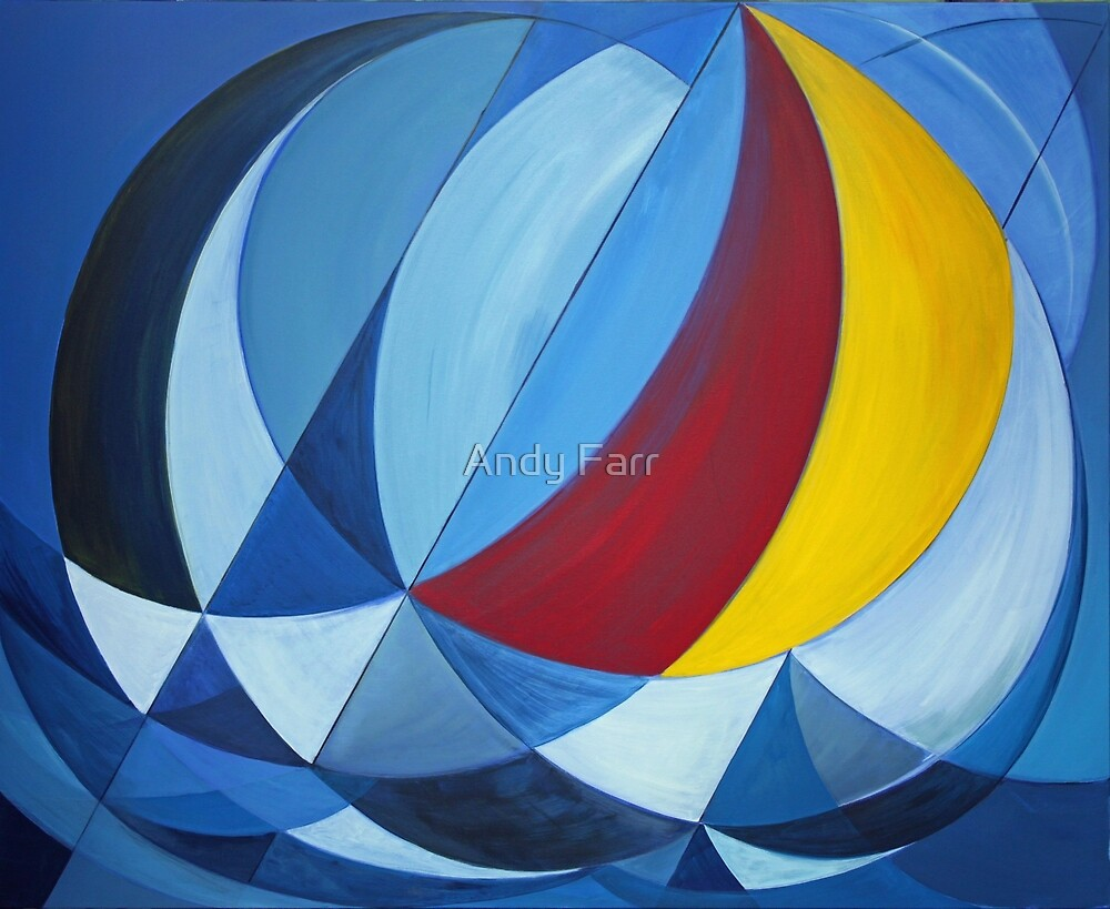 Spinnaker by Andy Farr